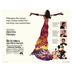 Diana Ross as MAHOGANY...