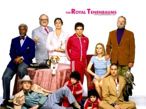 Wes Anderson's The Royal Tenenbaums