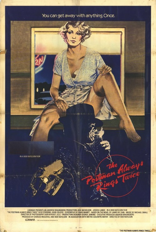 The Postman Always Rings Twice | 1981