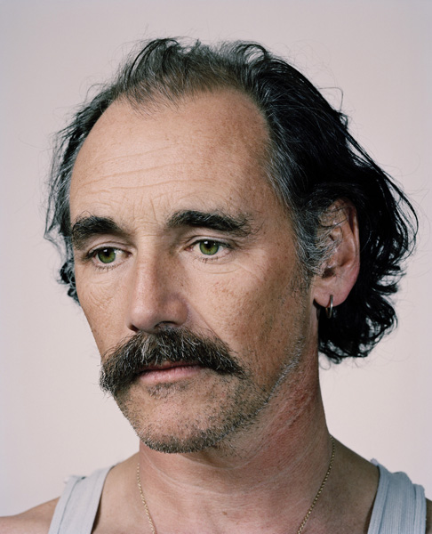 Mark Rylance by Spencer Murphy