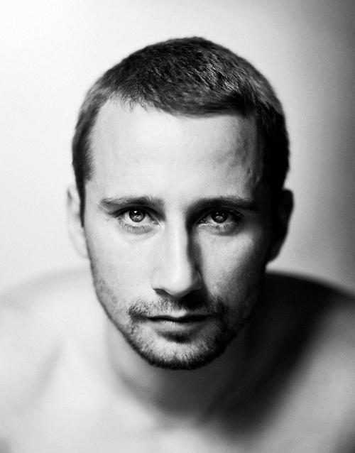 Matthias Schoenaerts by Thomas Vanhaute