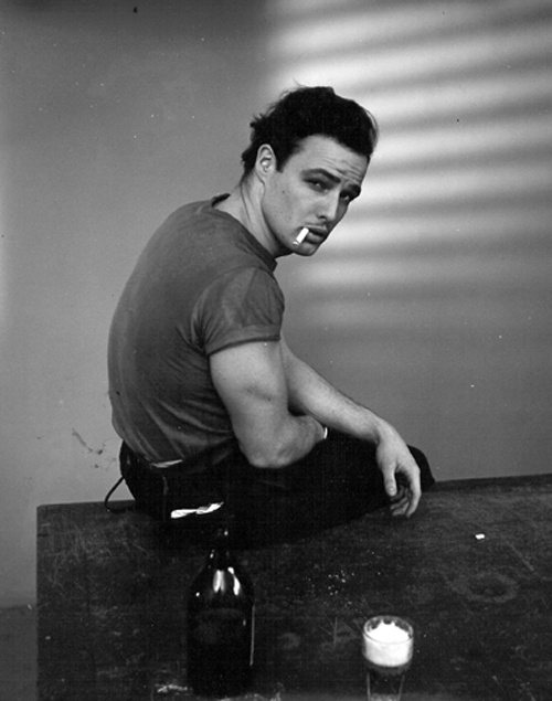Marlon Brando by Valentin Jeck