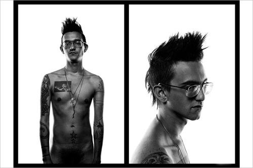 Self-Portraits by Ryan Pfluger
