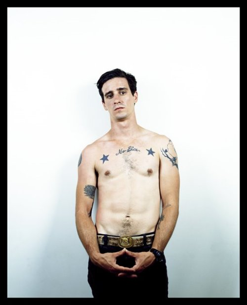 James Ransone by Ryan Pfluger