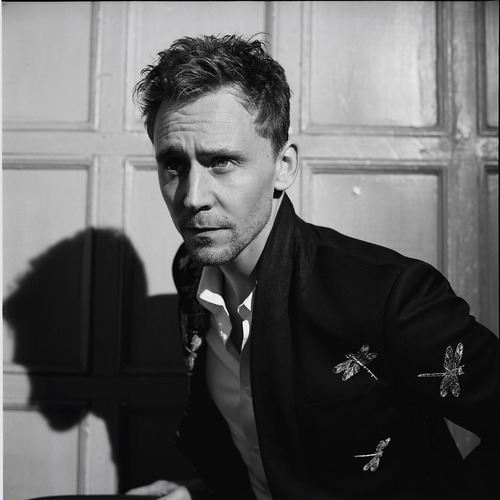 Tom Hiddleston by Jason Hetherington