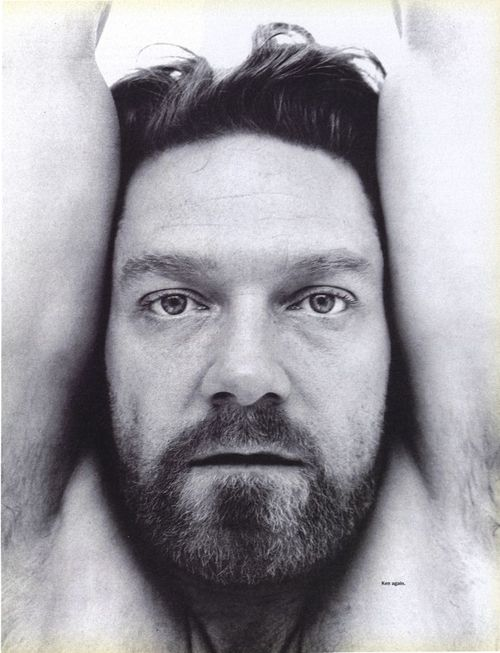 Kenneth Branagh by Donald Christie