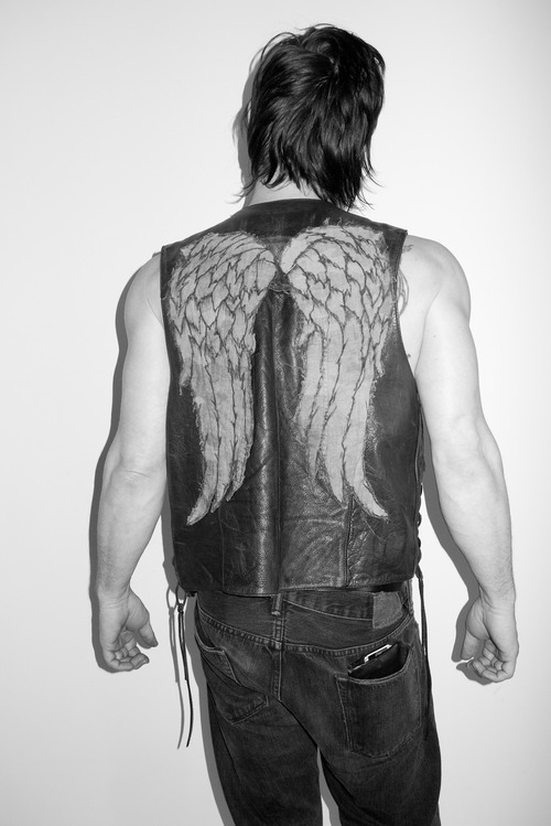 Norman Reedus by Terry Richardson