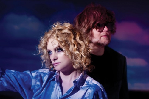Alison Goldfrapp & Wil Gregory | Head First Photograph by Mat Maitland