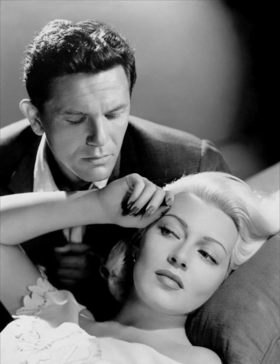 John Garfield & Lana Turner about to hit it??!!?