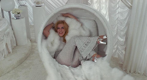 Ann-Margret is The Mother. TOMMY, 1975