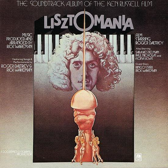 The Rick Wakeman / Roger Daltrey soundtrack album.