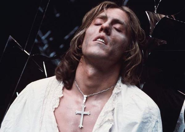Roger Daltrey in the prime of his Erotic Superstardom as Franz Liszt. LISZTOMANIA, 1975