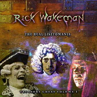 Rick Wakeman: The Real LISZTOMANIA soundtrack recording, 2003