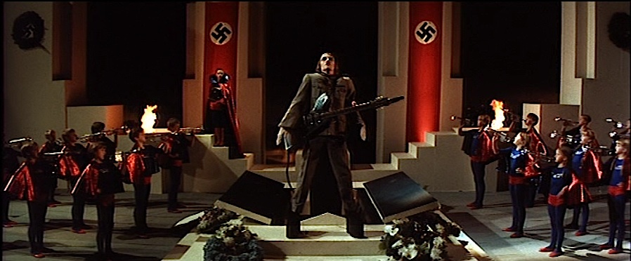 The Creation of Wagner's Evil Nazi. LISZTOMANIA, 1975