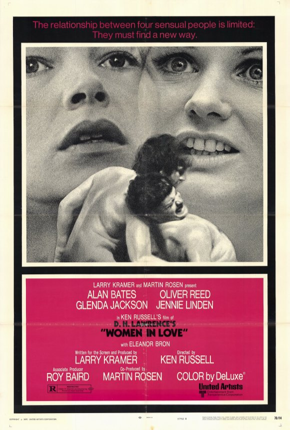 WOMEN IN LOVE, 1969