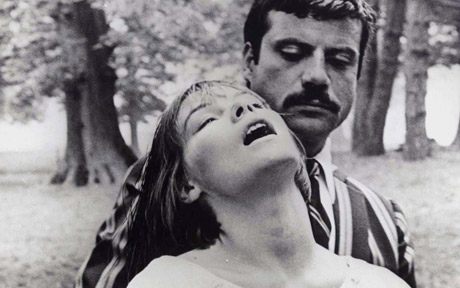 Glenda Jackson and Oliver Reed, WOMEN IN LOVE