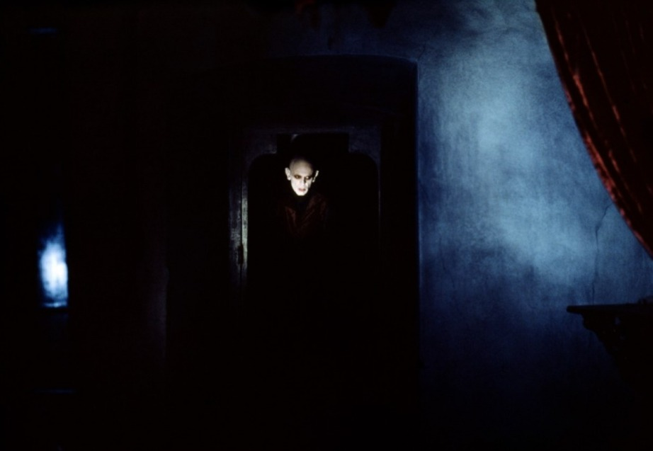 Nosferatu coming out of the dark to leave an imprint on your cinematic memory.