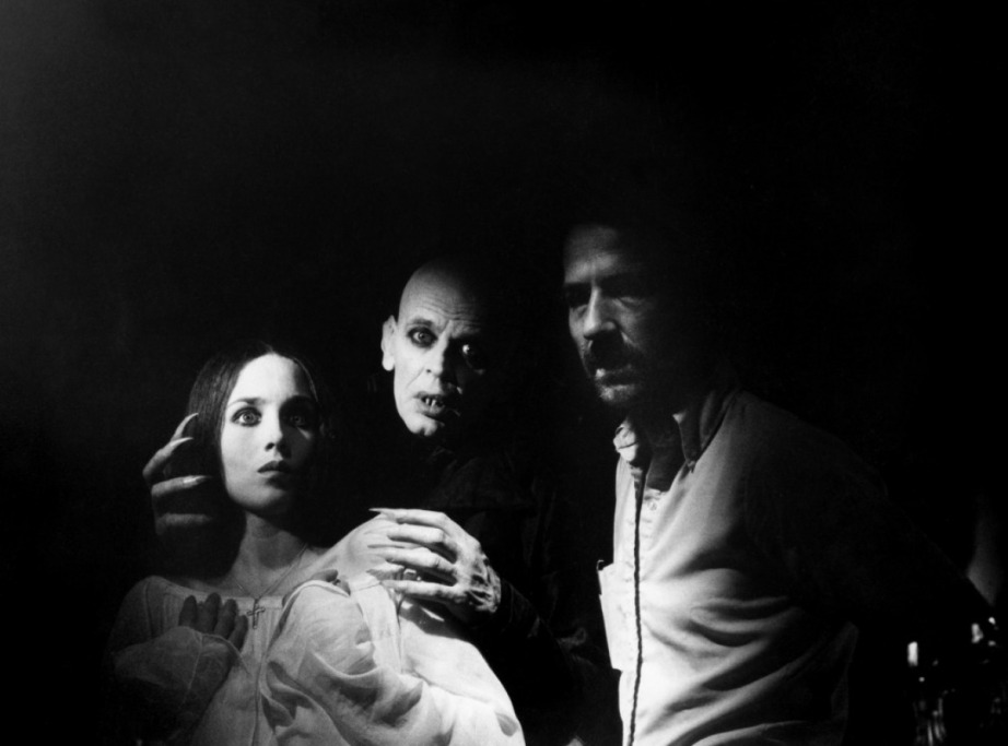 Adjani, Kinski & Herzog  Delft, The Netherlands On Set | 1978 Jörg Schmidt-Reitwein Photograph Credit