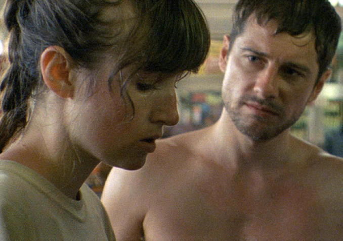 Kate Lyn Sheil and Kentucker Audley in Amy Seimetz's Sun Don't Shine, 2012 Cinematography | Jay Keitel
