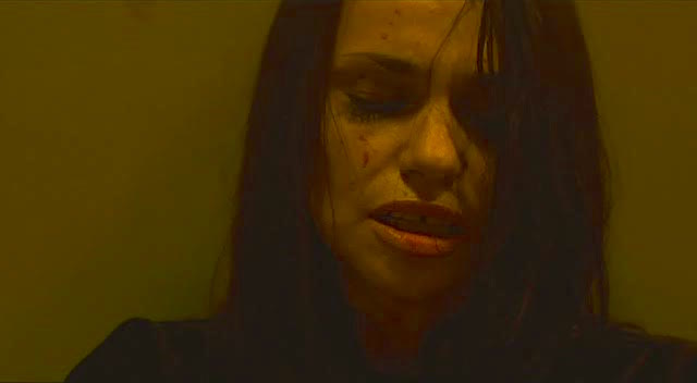 Beatrice Dalle wants to be let INSIDE, Julien Maury & Alexandre Bustillo, 2007.  Cinematography | Laurent Barès
