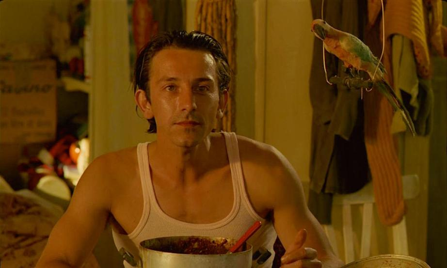 Jean-Hugues Anglade is a very real and sweaty looking leading man for 1986. Betty Blue, Jean-Jacques Beineix. Cinematography | Jean-François Robin