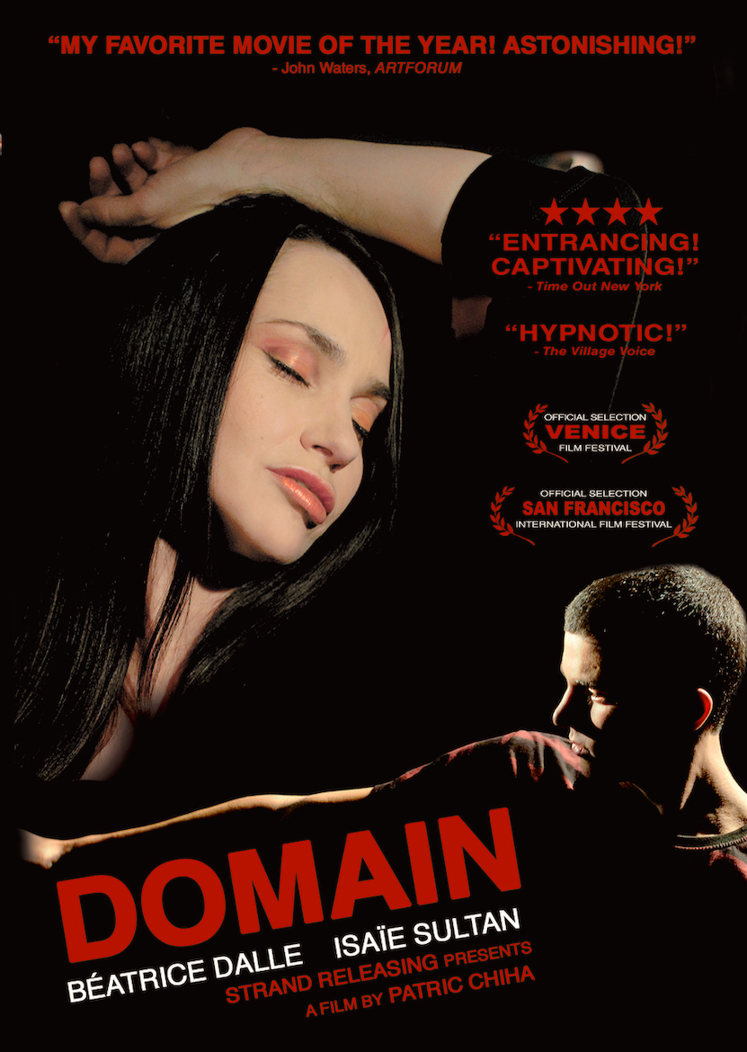 Beatrice Dalle stars in Domain, Patric Chiha, 2009.  Cinematography | Pascal Poucet