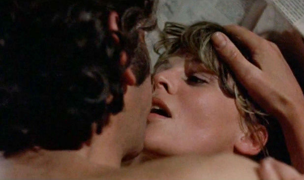 Julie Christie and Donald Sutherlands' characters infamously make love and cause Movie Rumor that remains today in Don't Look Now, Nicolas Roeg, 1973 Cinematography | Anthony B. Richmond Film Editor | Graeme Clifford