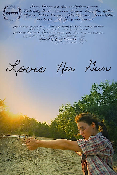 Loves Her Gun Geoff Marslett, 2014 Amy Bench | Cinematography