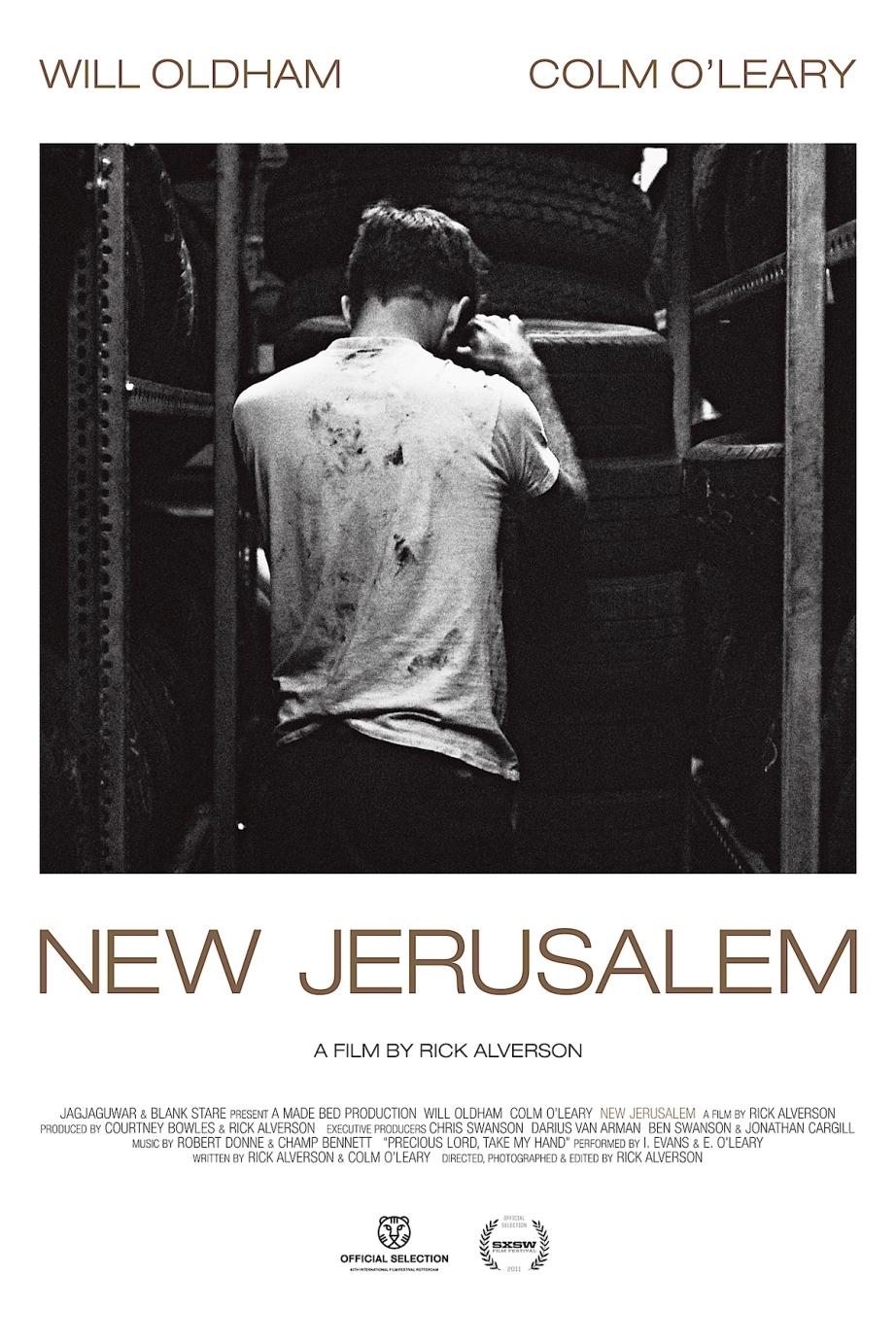 New Jerusalem  Rick Alverson, 2011