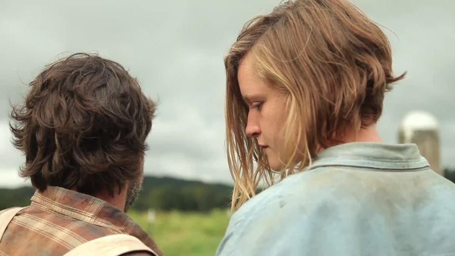 Robert Longstreet and Sophie Traub in Thou Wast Mild and Lovely. Josephine Decker, 2014 Cinematography | Ashley Connor