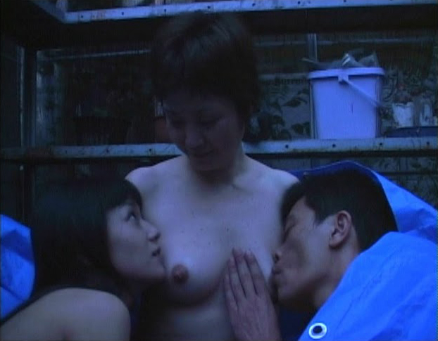 """Familial dysfunction has never been depicted with such de-tached cruelty and satire becomes inverted in Takashi Miike's addition to Japan's """"love cinema"""", Visitor Q, 2001. Videography 