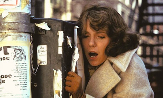 Divorced on the dirty streets of 1970's NYC Jill Clayburgh An Unmarried Woman Cinematography | Arthur J. Ornitz