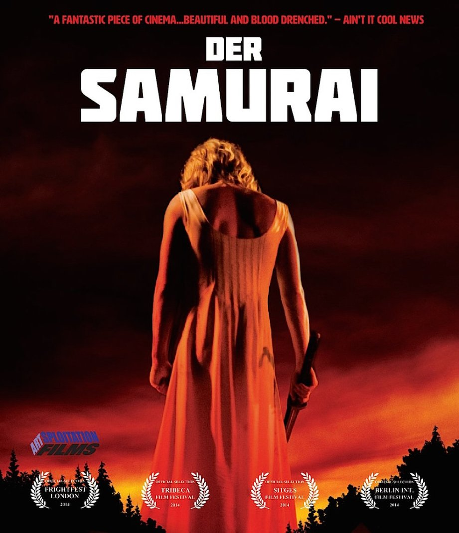 Der Samurai  Till Kleinert, 2014