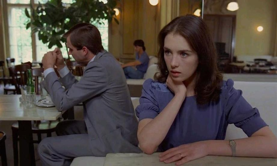 """For the first time, you look vulgar to me."" A married couple on the verge of... Possession  Andrzej Zulawski, 1981 Cinematography 