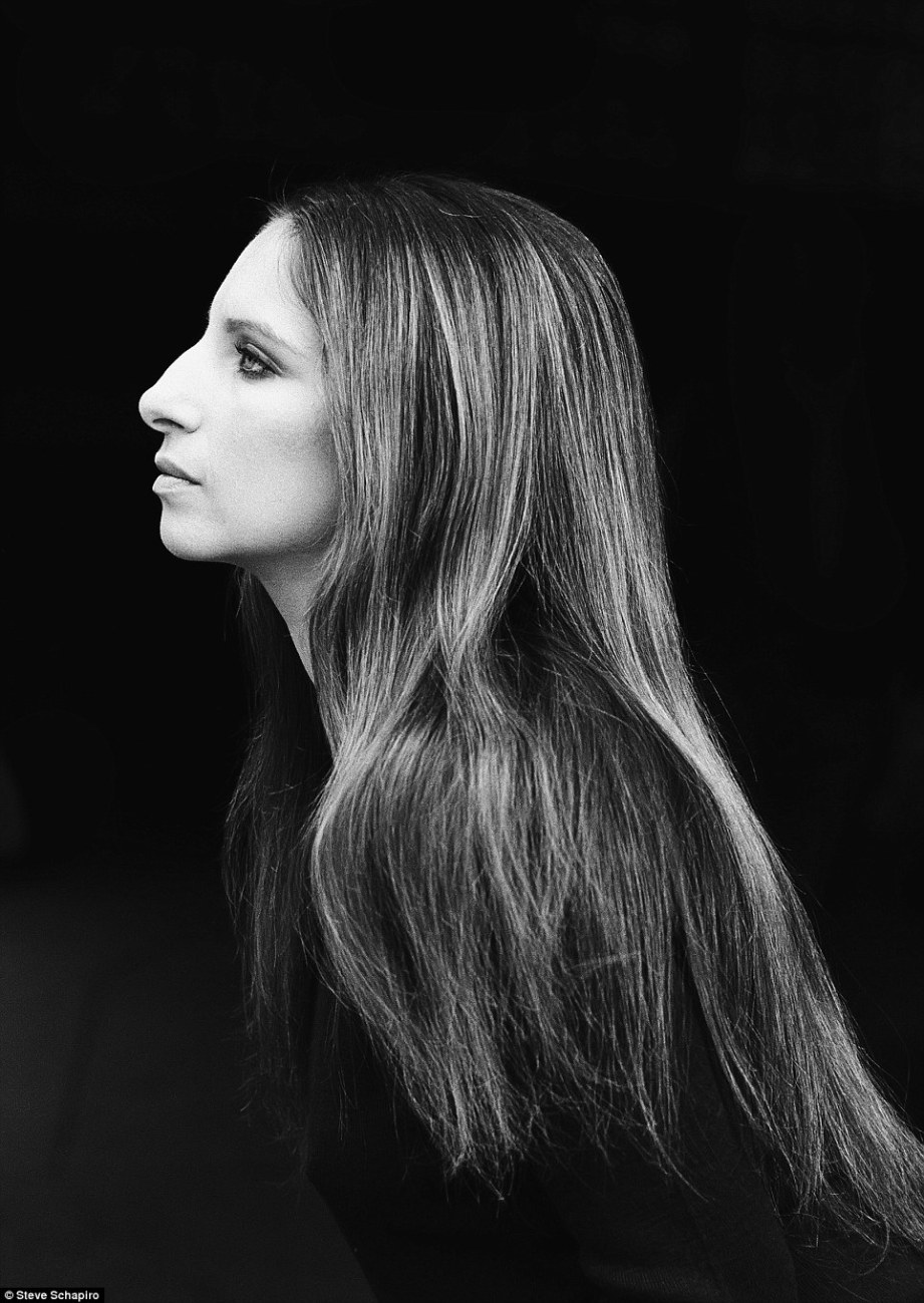 Barbra Streisand at 27. Photograph | Steve Schapiro, 1969