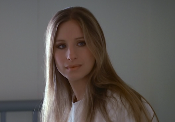 Fantasies and Mundane Reality merge   Barbra Streisand (without a wig or a net) Up The Sandbox Irvin Kershner, 1972 Cinematography | Gordon Willis