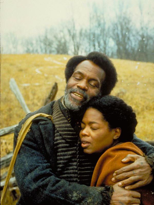 Danny Glover / Oprah Winfrey Beloved  Jonathan Demme, 1998 Cinematography | Tak Fujimotot