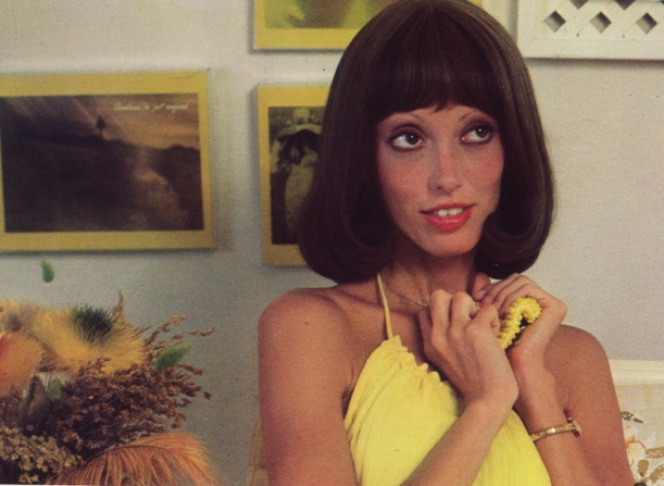 Shelley Duvall improvises Millie Lammoreaux with an mid-mix of comedy and looming horror. Welcome to Robert Altman's dream turned to film. 3 Women Robert Altman, 1977 Cinematography | Charles Rosher Jr.