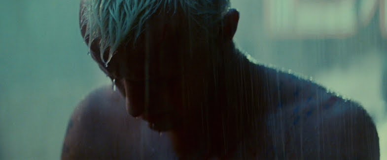 Does anyone really believe that this is the best Warner Brothers can do? That would be Rutger Hauer hidden in unintended shadow Blade Runner Ridley Scott, 1982