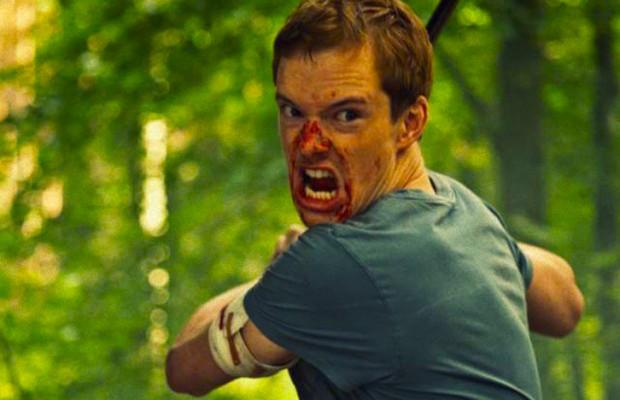 Slaying the Beast of the Village? Or not?  Der Samurai Till Kleinert, 2014 Cinematography | Martin Hanslmayr