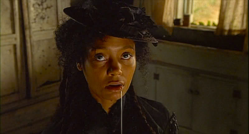 Thandie Newton drools as the half-formed  Beloved Jonathan Demme, 1998 Cinematography | Tak Fujimoto