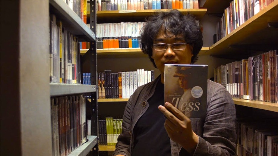 Korean Filmmaker, Joon-ho Bong visits The Criterion Closet. Criterion, 2014