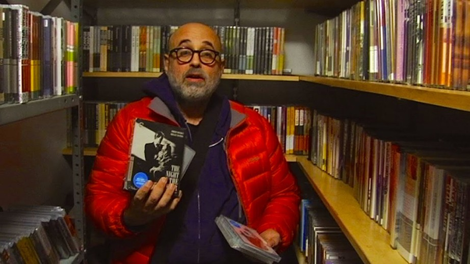 The late American Cinematographer, Harris Savides visits The Criterion Closet. Criterion, 2012