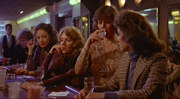 Erica and her friends An Unmarried Woman Paul Mazursky, 1978 Cinematography | Arthur J. Ornitz
