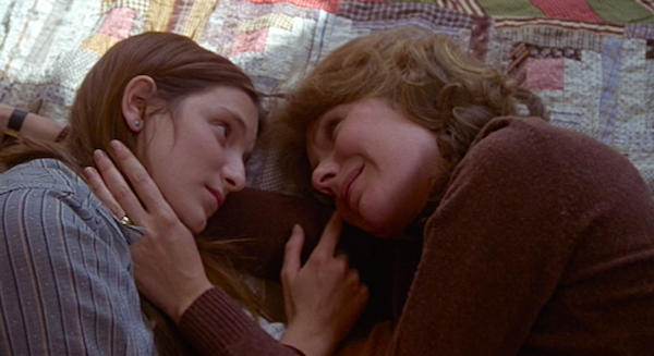 Mother and Daughter Jill Clayburgh / Lisa Lucas An Unmarried Woman Paul Mazursky, 1978 Cinematography | Arthur J. Ornitz