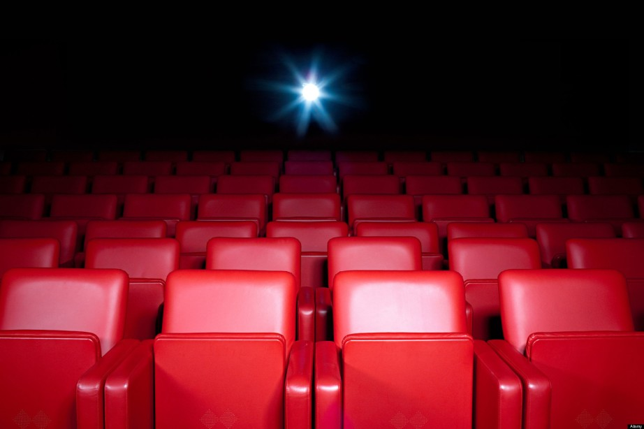 What is it that pulled you up into that cinema screen?