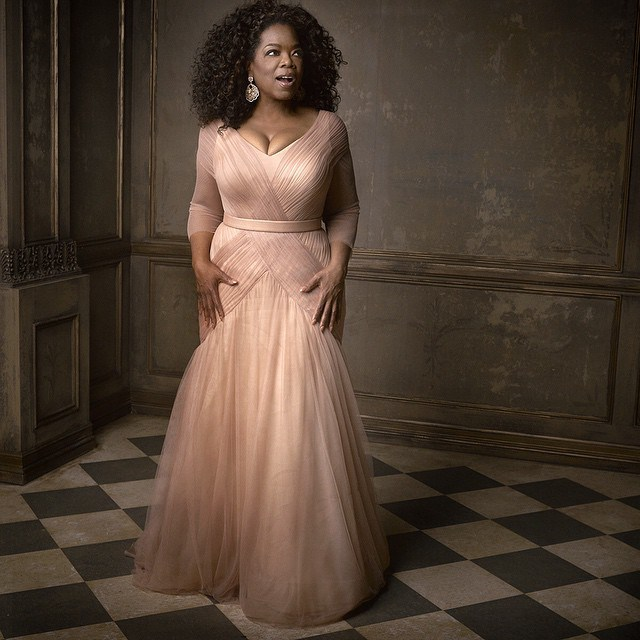Oprah Winfrey Hollywood, 2015 Photograph | Mark Seliger