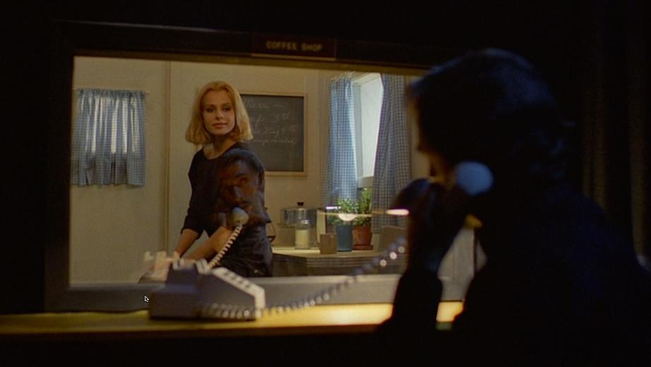 Nastassja Kinski / Harry Dean Stanton Paris, Texas Wim Wenders, 1984 Cinematography | Robby Müller