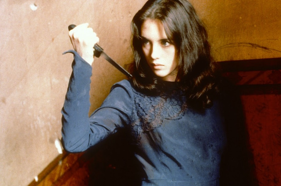 """I'm afraid of myself, because I'm the maker of my own evil."" Isabelle Adjani with knife Possession Andrzej Zulawski, 1981 Cinematography 