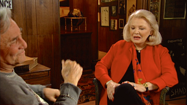 Peter Falk and Gena Rowland interviewed by Criterion. Criterion, 2004